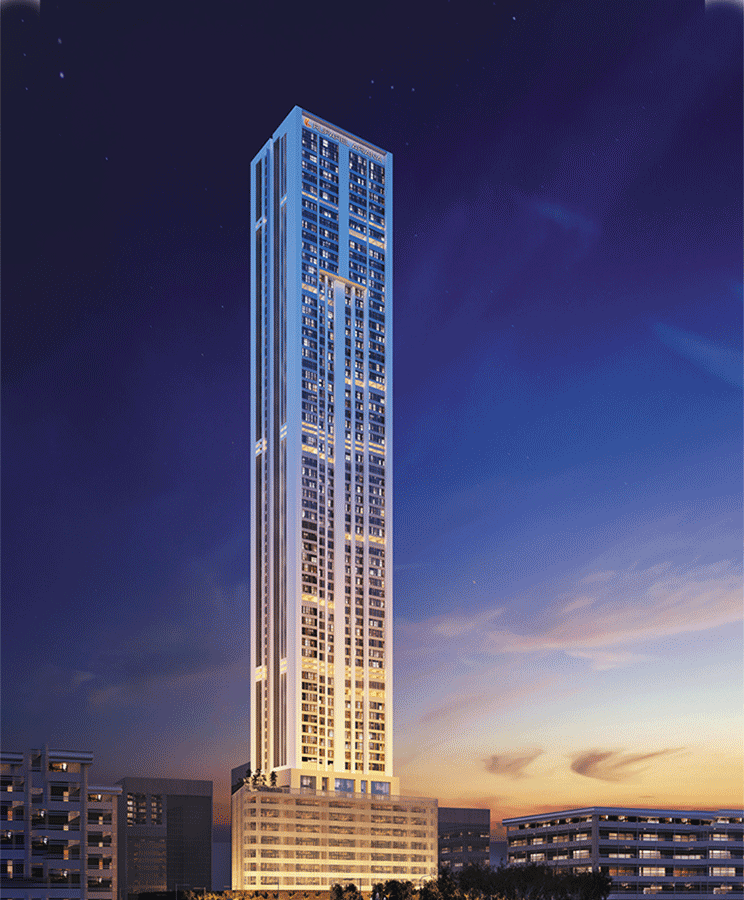 Ruparel Ariana: 2& 3 BHK Luxury Residence In Parel, Mumbai