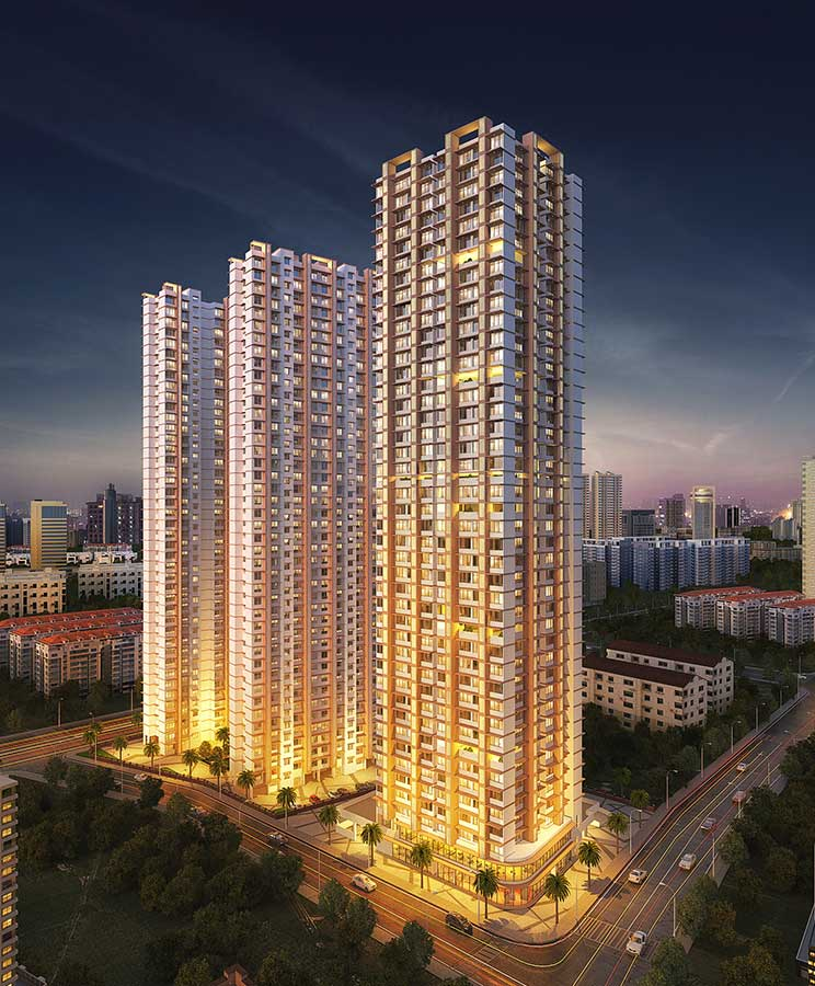 Ruparel Optima: 1 BHK Flat For Sale In Kandivali West