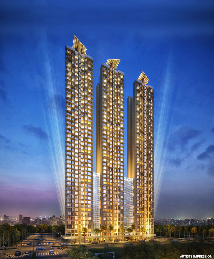 Ruparel Skygreens:1& 2BHK Flats & Apartments For Sale In Kandivali West